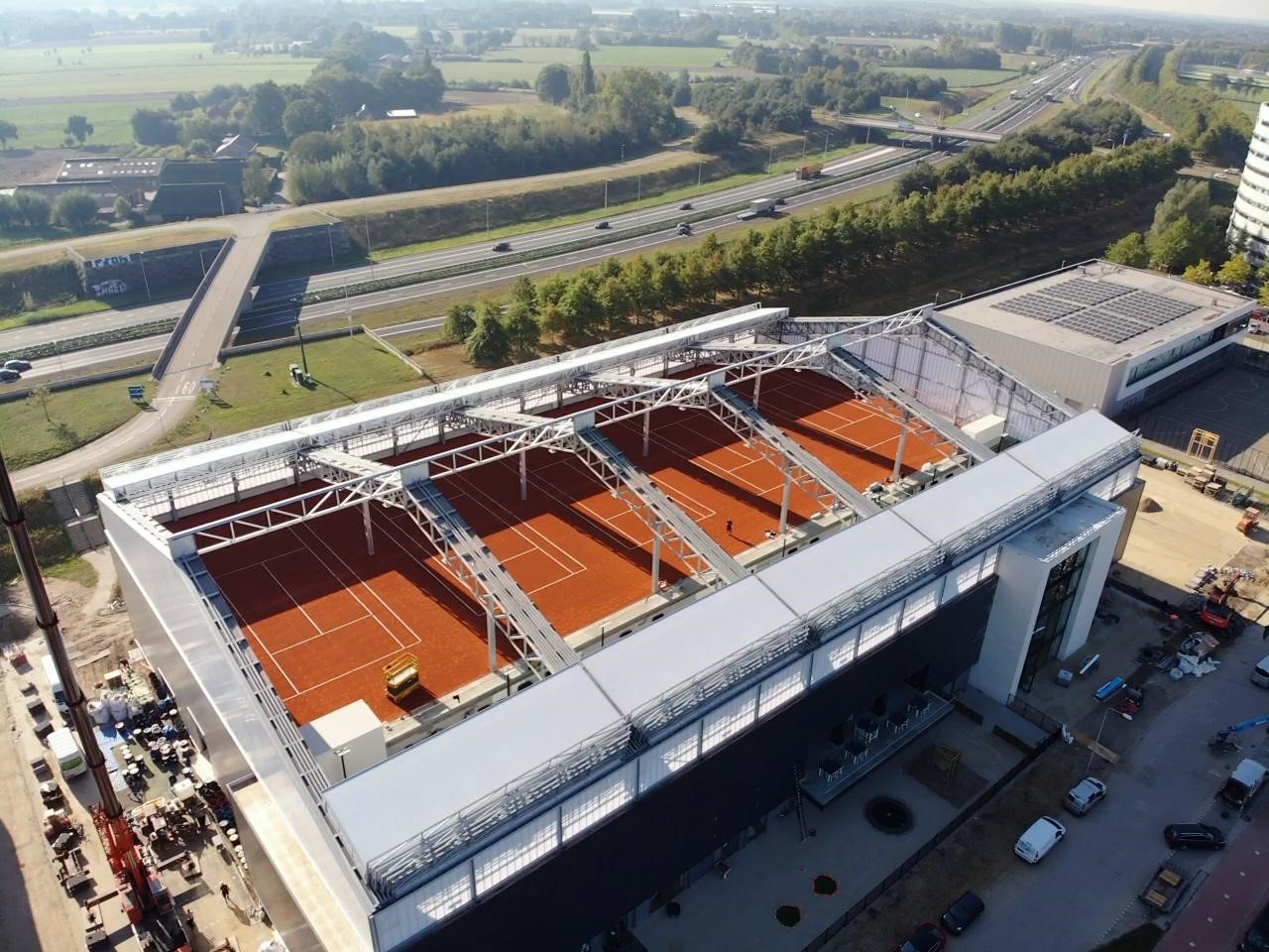 Tenniscentrum ORS, Zaandam