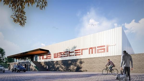 MF Sportaccommodatie De Nije Westermar, Burgum