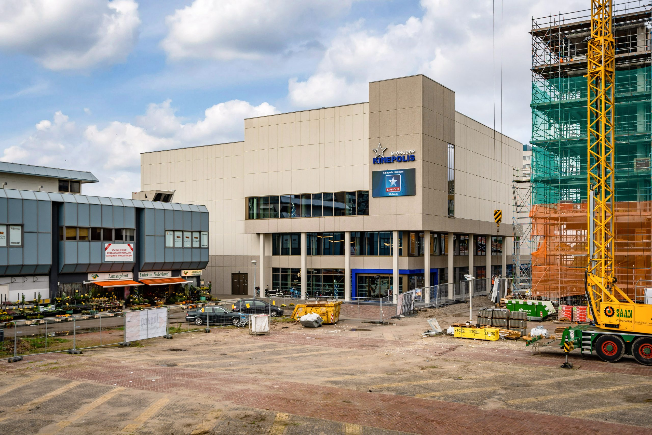 Bioscoop Kinepolis, Haarlem